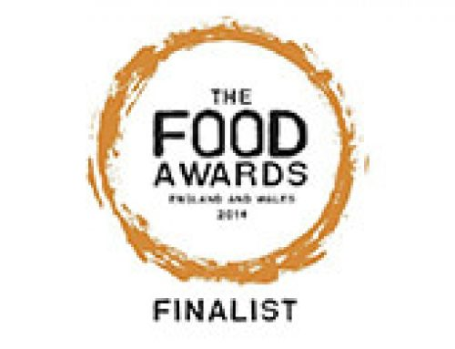 Good Food Award In England